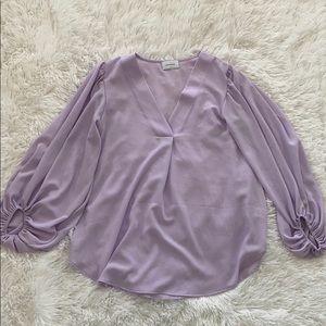 Tops - Balloon Sleeve Blouse